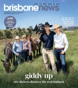 Brisbane News Cover Oct 2012